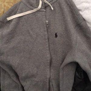 True religion jacket Columbia wind breaker an Polo